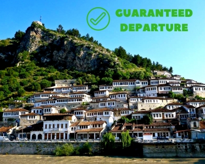THE BEST OF ALBANIA IN 8 DAYS  - FROM EUR 777.00